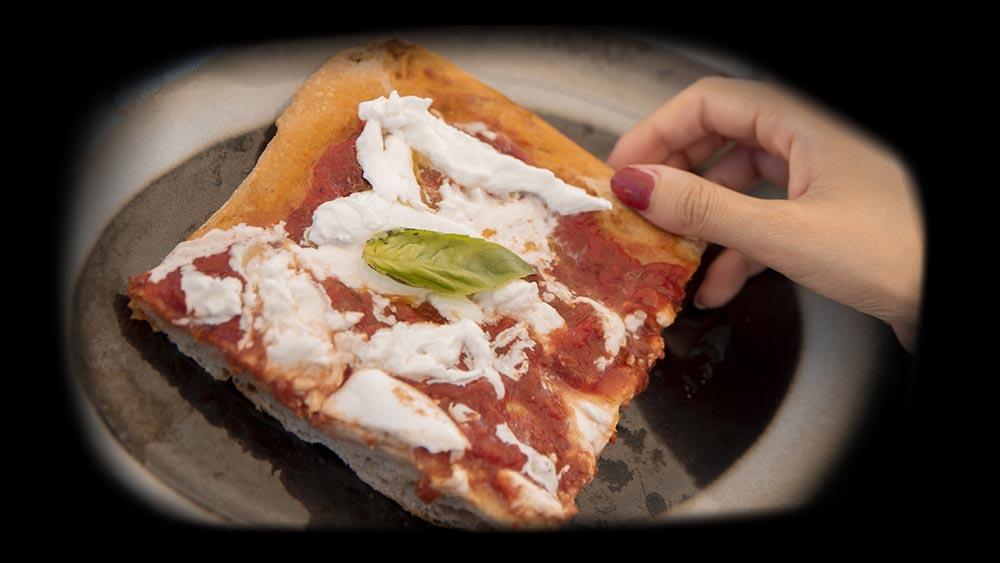 Trancio di pizza Forno Brisa - YOLO CHIOSCO/LIDO